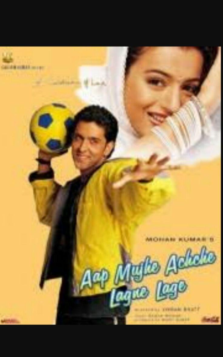 Aap mujhe achche lagne lage  (April  2002 ) dir  Vikram  Bhatt  Music Rajesh Roshan  also starring Kiran kumar  Mukesh Tiwari  Alok Nath  Nishigandha Wad