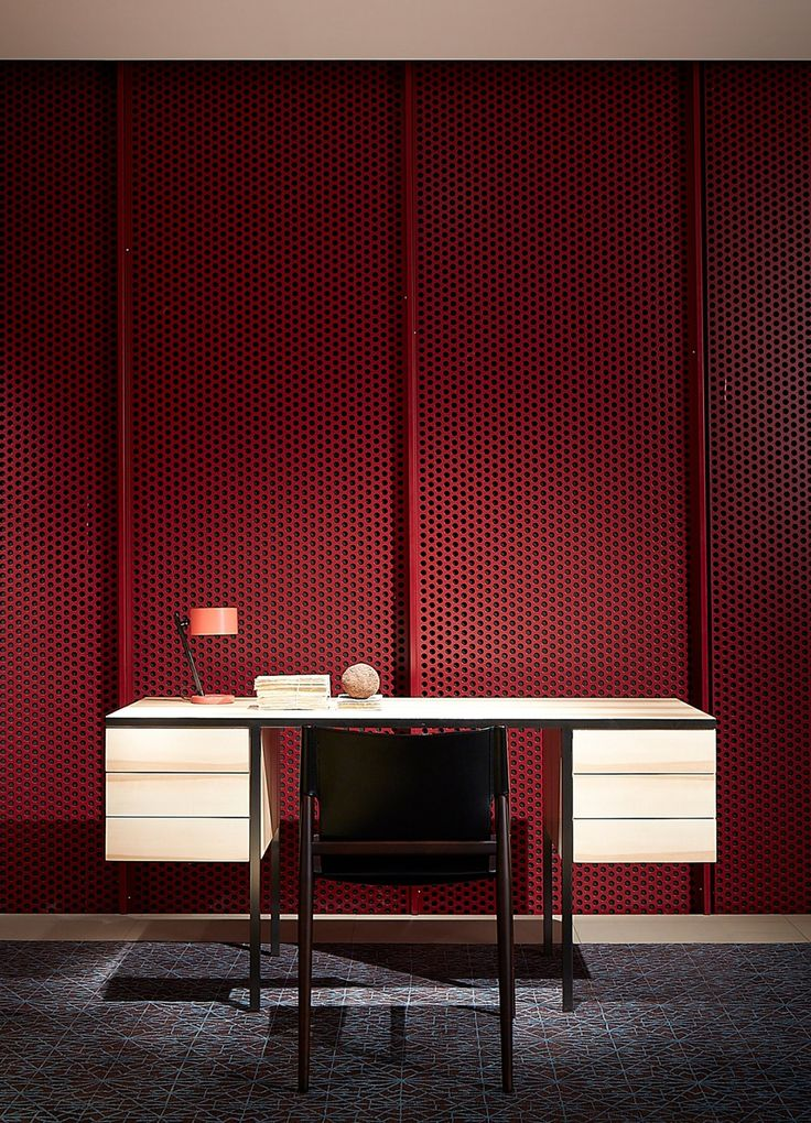 The 25 best Red interiors ideas on Pinterest Red interior