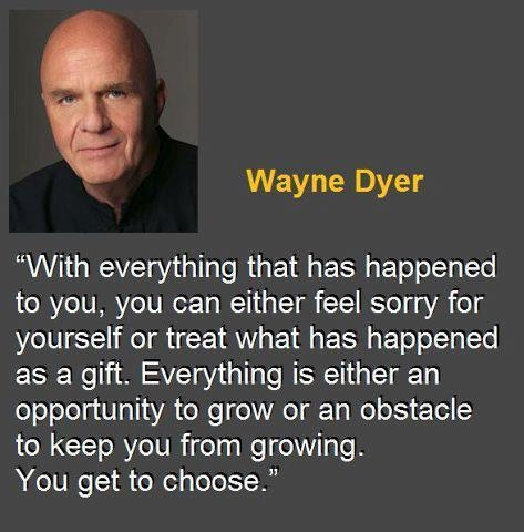 Dr. Wayne Dyer « Soul Writings