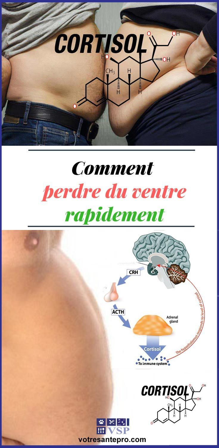 Comment perdre durablement la graisse du ventre ?