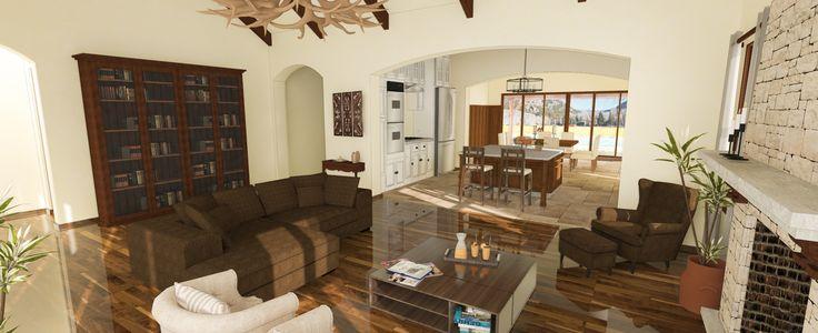 Texas Tiny Homes - Plan 1659