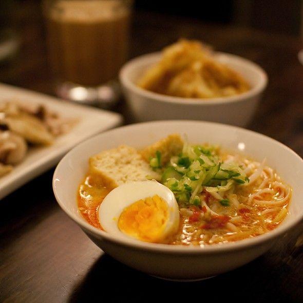 Nyonya Laksa @ Jackie M Malaysian Cuisine