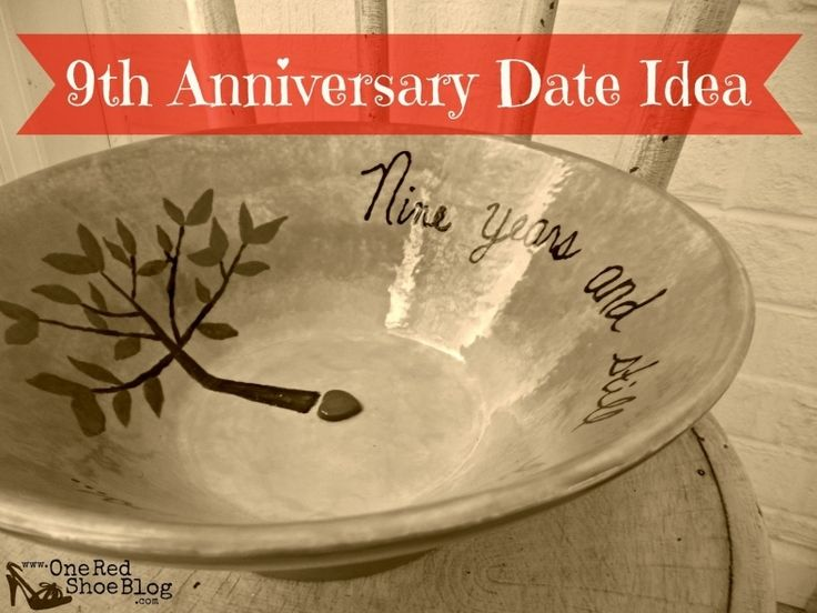 9Th Wedding Anniversary Gifts For Husband