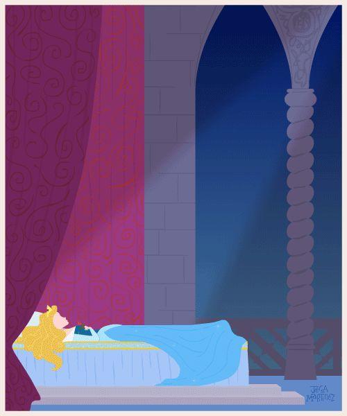 Sleeping Beauty | Aurora | Jeca Martinez