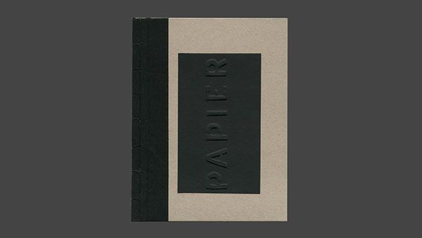 Papier on Editorial Design Served