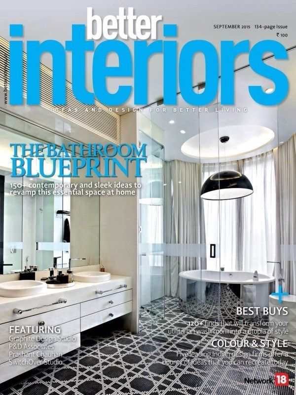 16 best Better Interiors Magazine images on Pinterest Design - new blueprint interior design magazine