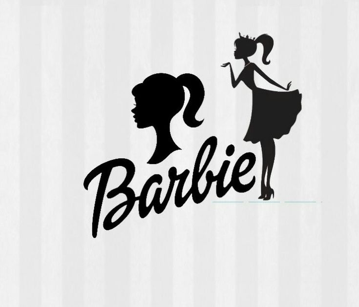Barbie svg files and clipart bundle. Cuttable on Silhouette Cameo, Silhouette portrait, scal, cricut explore or other die cutting machines. Barbie clipart is printable too. Great for papercrafts, scrapbooking, cutting with vinyl or barbie party decor. Cutfiles, papercuts, printable.