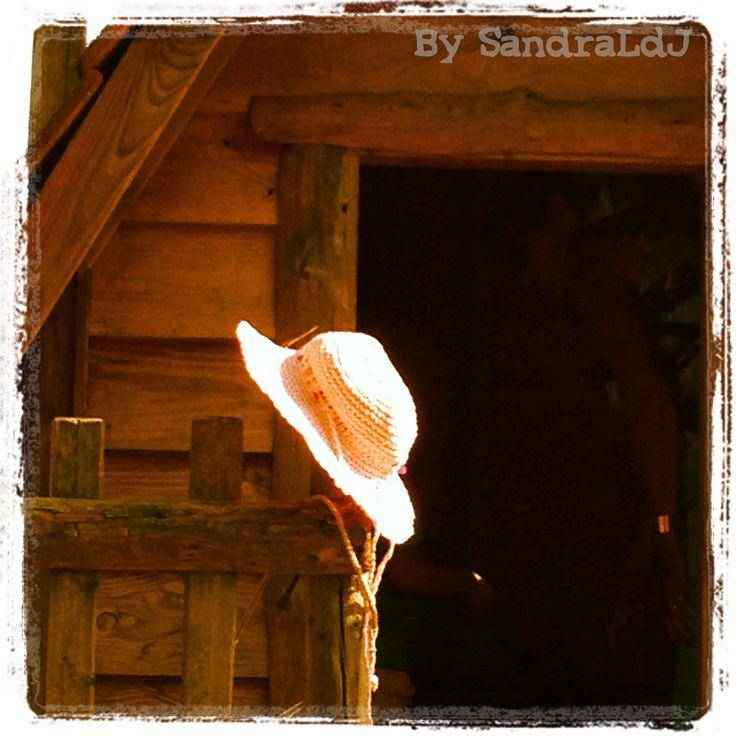 Hat in a haystack