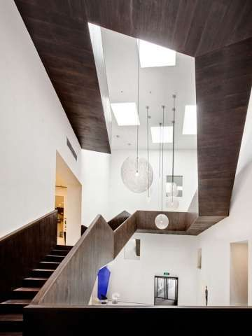 More stairs! | Angular Stairway Stores : The Design Collective Shop