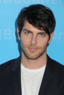 David Giuntoli - Nick Burckhardt on Grimm