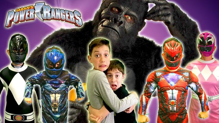 POWER RANGERS Vs KING KONG (Skull Island) - Scary Kids Parody - WATCH VIDEO HERE -> http://philippinesonline.info/trending-video/power-rangers-vs-king-kong-skull-island-scary-kids-parody/   King Kong has escaped from Skull Island!! Can The Power Rangers save the day? In this scary kids skit, the Prime Minister calls The Power Rangers to save London. For more fun and scary videos, subscribe:  Starring: Daniel (11yrs) and Harry (10yrs) as themselves. Dad (David) as himself. Po