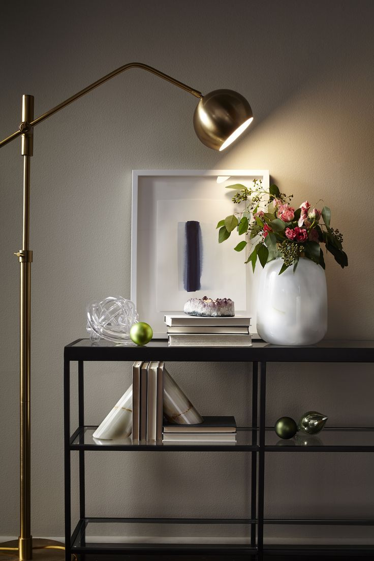 MG+BW: Create a warm mood for New Years Eve. Refresh every room with sculptural lighting, richly-hued draperies, dramatic wall art, and plush rugs underfoot.