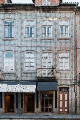 Braga | Rua Dom Frei Caetano Brandão, n.º 51 [© Libório Manuel Silva] #Azulejo #AzInfinitum #ILoveBraga