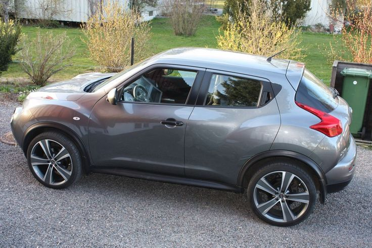 Overgang til pickup,Selger derfor min lille,morsomme, velholdte Nissan Juke 1.6 Visia. Ikke så mye å si om bilen uten at det har vært fem uproblematiske år med lite forbruk på mila(0,5). 245-20 med lettmetall felger på sommerhjul,205-16 med stålfelg og piggfritt på vinterhjul. Alle 8 hjul er av type Michelin og bra med mønster. 7 år igjen på rustgarantien. Førstegangs og andregangs service ble ...
