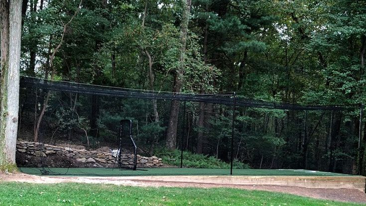 How to Build a Batting Cage for Your Backyard Backyard