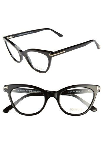 Tom Ford 49mm Cat Eye Optical Glasses (Online Only) available at #Nordstrom