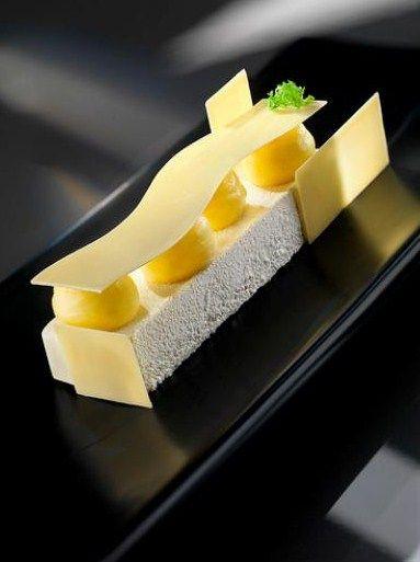 Make your dessert an art #food #fooddecoration #Zaik http://zaikaofkensington.com/