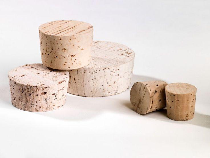 Fasskorken, konisch, Korken, Cork, Bouchon: Ø 53 - 90 mm aus Naturkork kaufen bei Hood.de