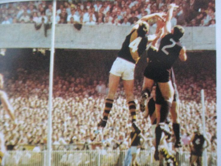 Royce Hart 1969 Grand Final
