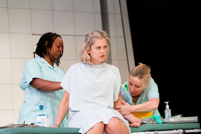 People, Places and Things review at Wyndham's Theatre, London – 'a remarkable performance'