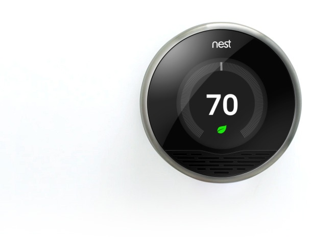 Nest | The Learning Thermostat | - Just installed in my new condo.