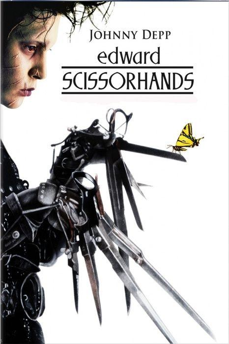 Edward Scissorhands / Edward mit den Scherenhänden