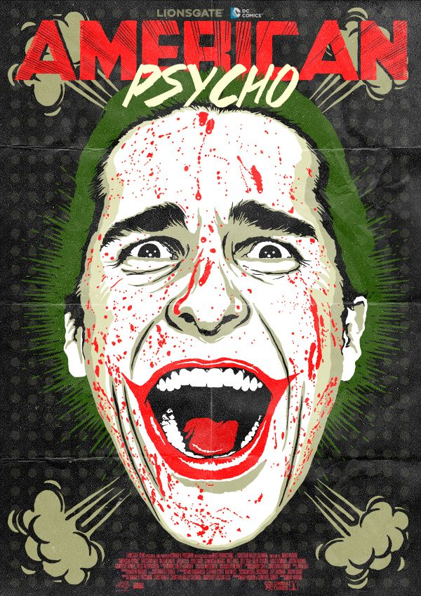 Butcher Billy's American Psychos Bloody Project