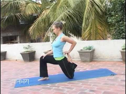 Видео курс йоги для начинающих, основные элементы хатха