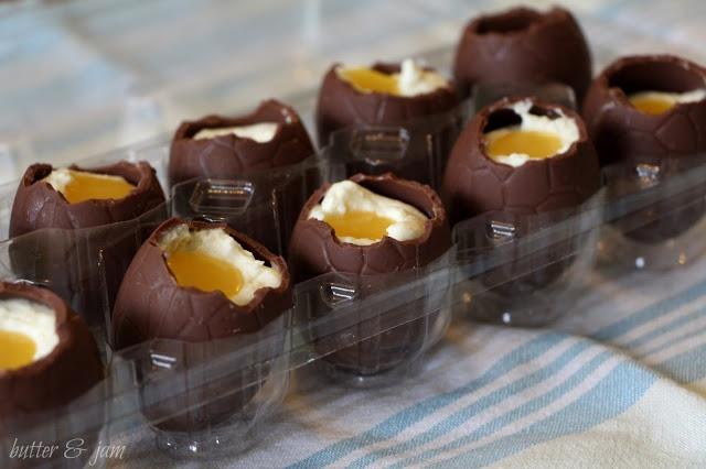 homemade Cadbury Creme easter eggs | Entertaining | Pinterest