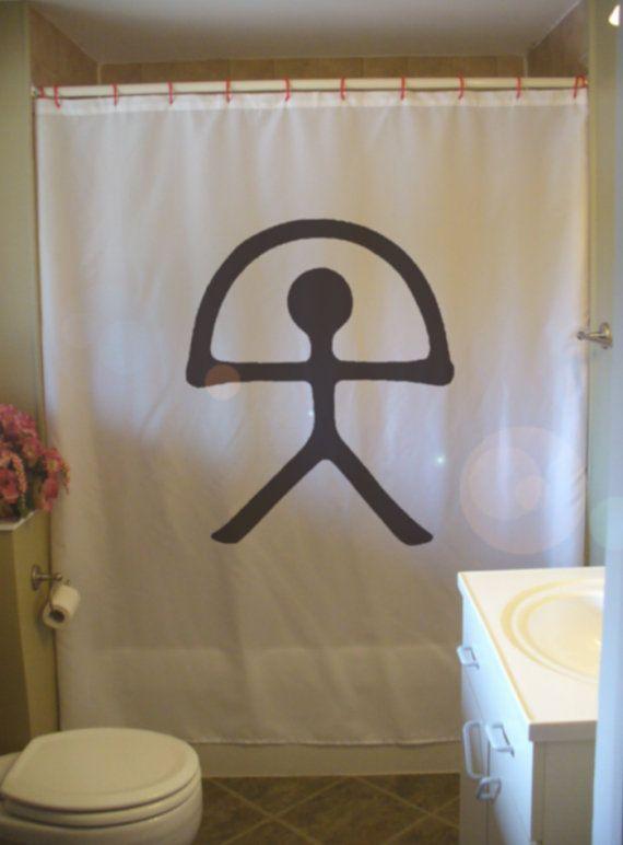 341 best Etsy images on Pinterest | Shower curtains, Bathroom kids ...