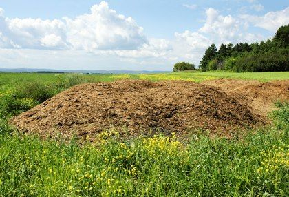 Composting as Carcass Disposal Option for Horse Owners
