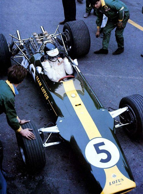 Redhouse.ca   When Formula 1 was most beautiful. ...