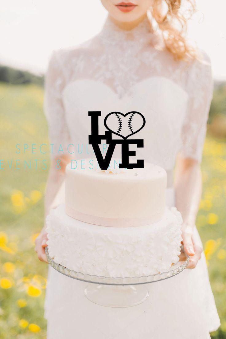 Baseball-Themed Wedding Dresses