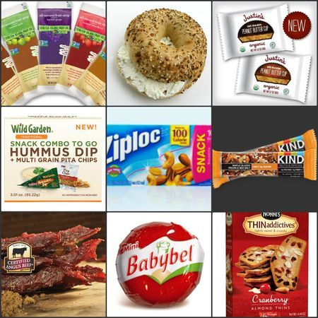 the best snacks to bring on airplanes