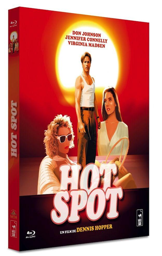 Critique + Test Blu-ray de Hot Spot de Dennis Hopper (1990) disponible en DVD/Blu-ray le 2 septembre 2015 via Wild Side