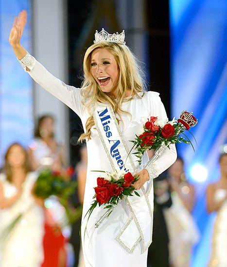 Miss America 2015 Names Miss New York Kira Kazantsev as Winner: Photo - Us Weekly