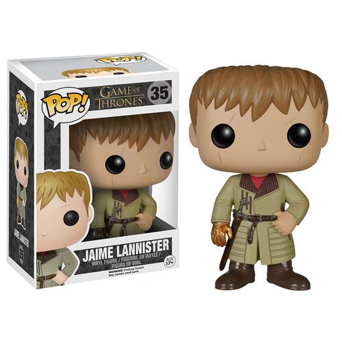 Game of Thrones Jaime Lannister Golden Hand Pop! Figure - Funko - Game of Thrones - Pop! Vinyl Figures at Entertainment Earth