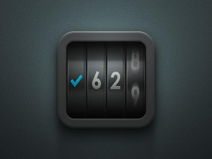 Tweepr App Icon - by Martin David | #ui