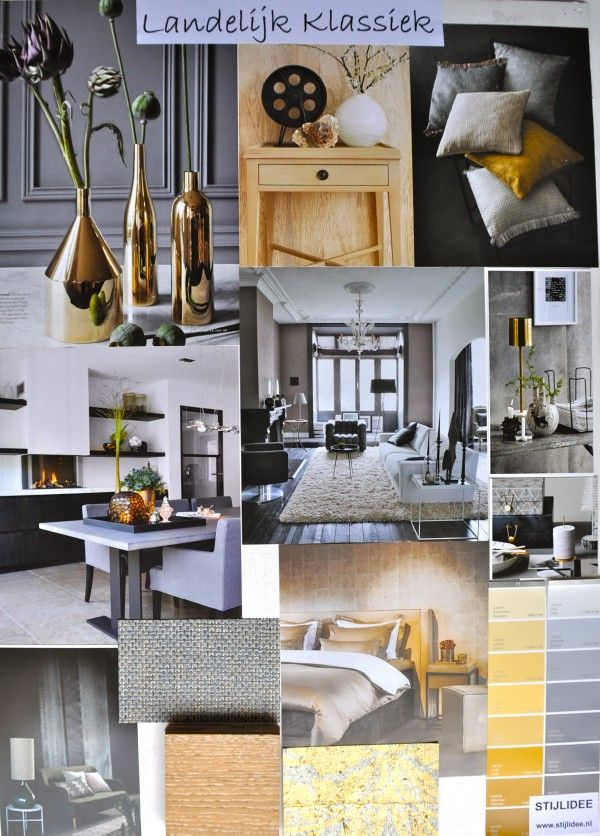 1000 images about stijlidee moodboards woonstijlen for Interieur stylisten