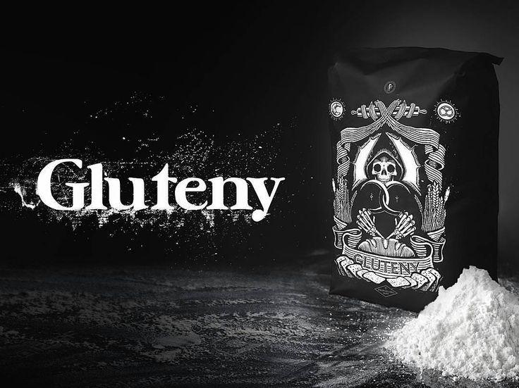 Gluten is bad for you. New deadly sin! Gluteny! Check it out link in bio  #gluten #tshirt #gluttony #food #foodgasm #delicious #yummy #greed #sin #nomnom #glutton #sloth #eat #glutenfree #vegan #healthy #bread #foodporn #celiac #nutrition #pasta #fashion #tee #clothing #shirt #style #design #black #streetwear #clothes