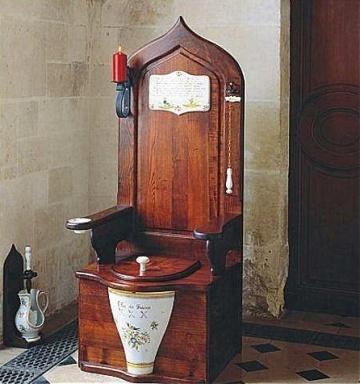 Смешной и шокирующий дизайн туалетов - Вдохновение