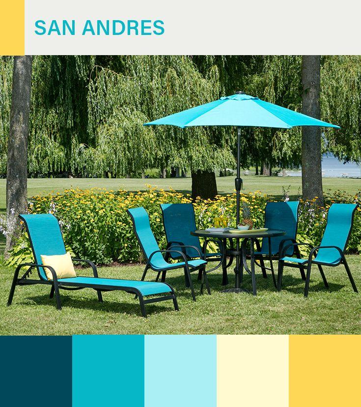 105 best images about meubles de jardin garden furniture for Club piscine outdoor furniture