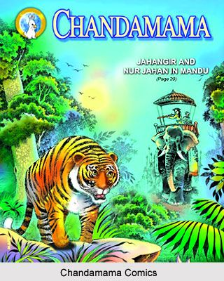 There are only a few magazine in today's world which educate our children about the rich culture and heritage of India. Chandamama is one such which has fables and tales of great kings, rulers and gods. To place your campaign, contact releaseMyAd.