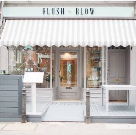 Wots her name again?: Blush +Blow London Review