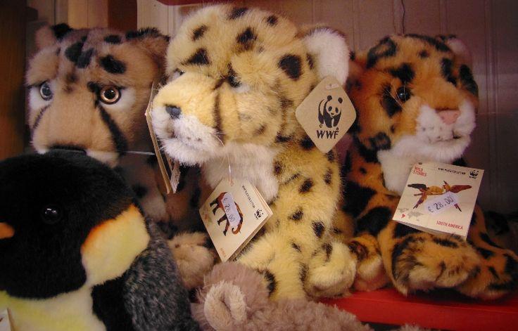 Λούτρινα Ζωάκια WWF