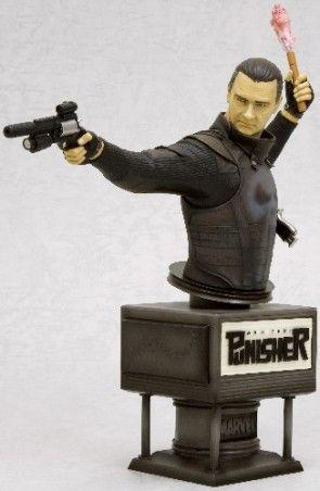 Punisher Warzone Movie Punisher Fine Art Bust