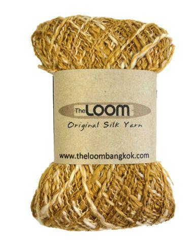 The Loom Fusilli Silk/Cotton Blend Yarn + Free Shipping on Loom Yarns!