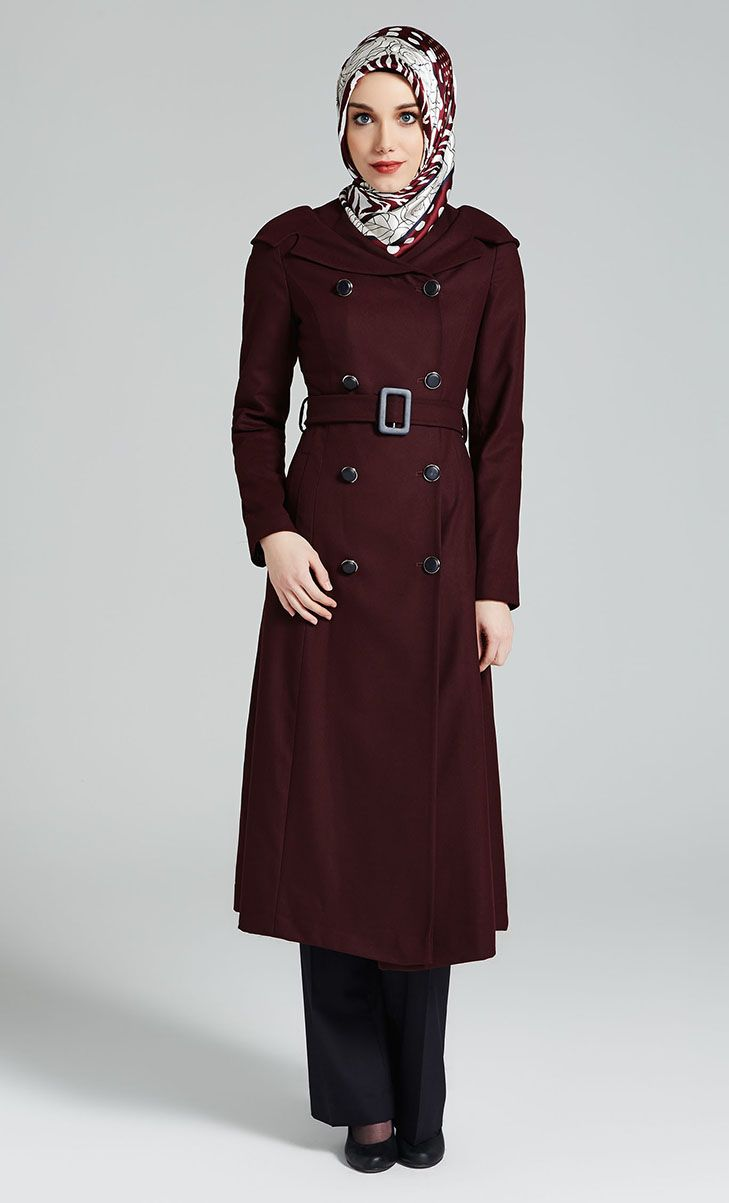 C293, So modest and Professionally dressed.