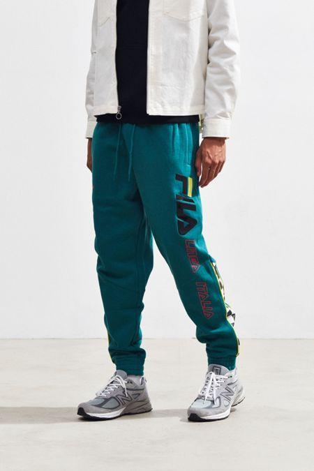 bdf27f2b0a350 FILA Racing Sweatpant | Clothes in 2019 | Sweatpants, Jeans pants, Pants