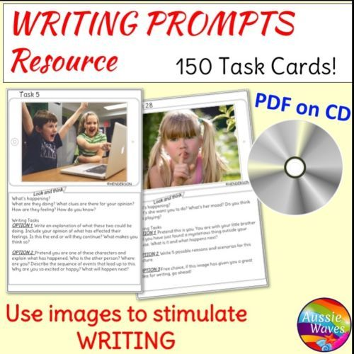 Educational-Resource-Teach-Writing-with-these-Images-on-Task-Cards-Activities
